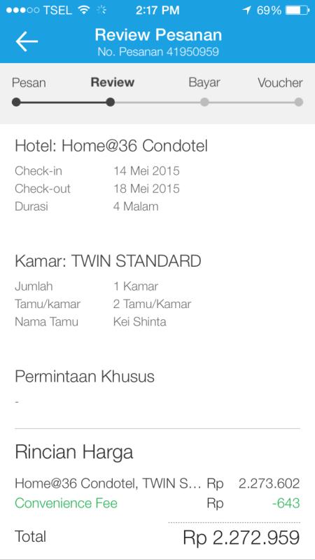 Tiket Hotel